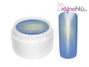 Farebný UV gél GOLDEN - Blue Rain - 5ml