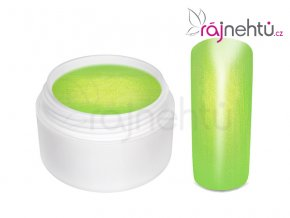 Farebný UV gél GOLDEN - Poison Green - 5ml