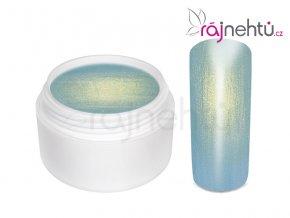 Farebný UV gél GOLDEN - Turquoise - 5ml