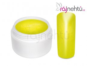 Farebný UV gél GOLDEN - Yellow - 5ml