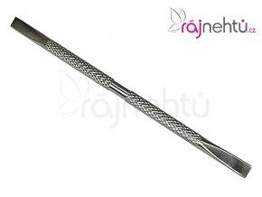 Exkavátor - zatlačovač nechtovej kožtičky, kovový A