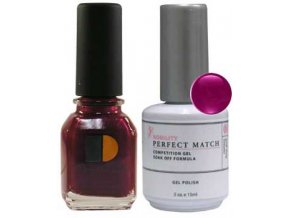 Gél-lak Perfect Match - Sangria 15 ml