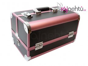 Kozmetický kufrík - čierny