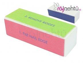 Leštiaci blok - 4-stranný, farebný