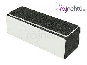 Leštiaci blok - 4-stranný, čierno-biely