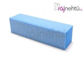 Pilník blok farebný - modrý