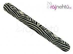Pilník rovný animal - zebra