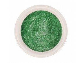 Raj nechtov - Akrylový prášok GLITTER - Green 5g
