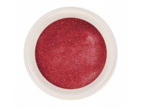 Raj nechtov - Akrylový prášok GLITTER - Red 5g