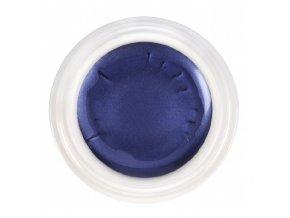 Raj nechtov Farebný UV gél METALLIC - Blue Jeans - 5ml