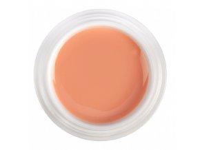 Raj nechtov Farebný UV gél PASTEL - Peach Cream - 5ml