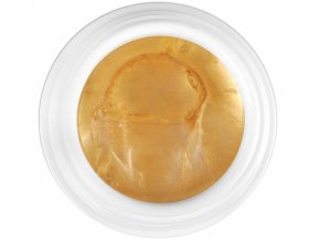 Raj nechtov Farebný UV gél PEARL - Heavy Gold - Zlatý - 5ml