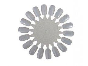 Vzorník - okrúhly, číry