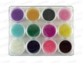 Zdobenie na nechty - sklenené guľôčky