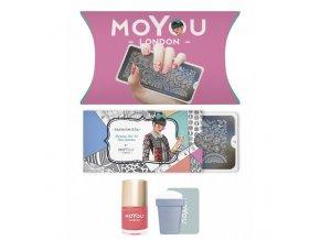 MoYou Súprava - Fashionista Starter Kit
