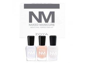 Zoya Naked Manicure - Men's Retail Kit