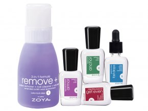 Zoya Color Lock System Kit Basic