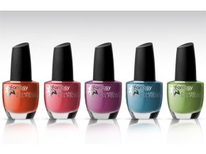 Fantasy Nails - Lak na nechty Aquarelle set 5x15ml