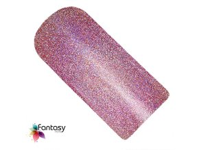 UV gél lak Fantasy Holographic 12ml - Red