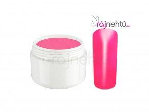 Raj nechtov Farebný UV gél NEON - Pink - Ružový 5ml