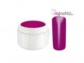 Raj nechtov Farebný UV gél NEON - Purple - Fialový 5ml