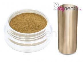 Chrómový pigment - Zlato 1g