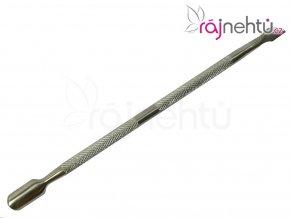 Exkavátor - zatlačovač nechtovej kožtičky, kovový E