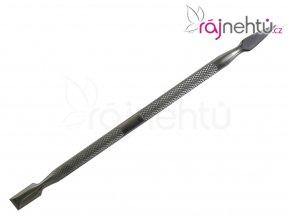 Exkavátor - zatlačovač nechtovej kožtičky, kovový F