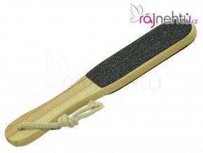 Pilník na päty - drevený
