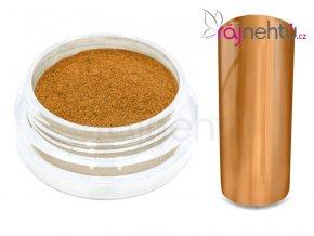 Chrómový pigment - Medená zlatá 1g