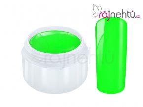 Raj nechtov Farebný UV gél NEON - Lime - Limetkový 5ml
