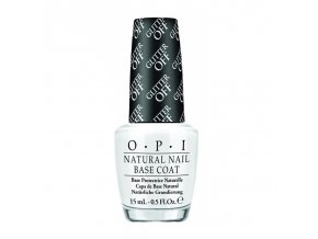Natural Nail Base Coat OPI - Glitter Off! 15 ml