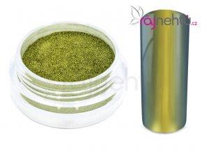 Chromový pigment Flip Flop - gold/silver 0,5g
