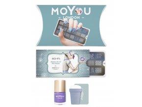MoYou Sada - Sci-Fi Starter Kit