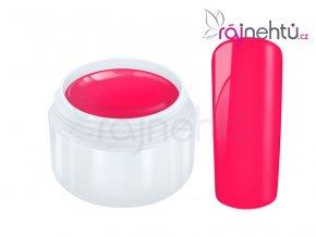 Raj nechtov Farebný UV gél NEON - Strawberry 5 ml