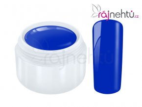 Raj nechtov Farebný UV gél POPART - Blue 5 ml