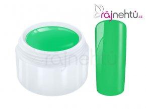 Raj nechtov Farebný UV gél POPART - Green 5 ml