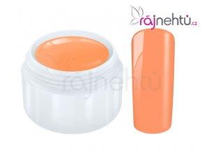 Raj nechtov Farebný UV gél POPART - Orange 5 ml