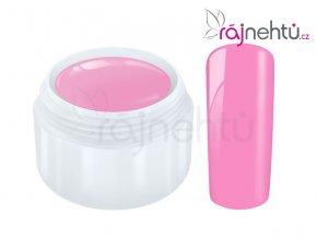 Raj nechtov Farebný UV gél POPART - Pink 5 ml