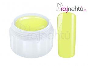Raj nechtov Farebný UV gél POPART - Yellow 5 ml