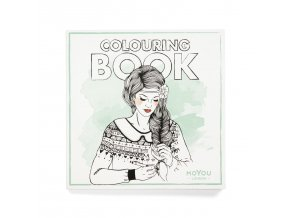 MoYou Colouring Book - Maľovanky