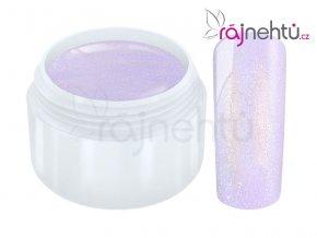 Raj nechtov Farebný UV gél MERMAID - Light Violet - Svetlo fialová 5ml