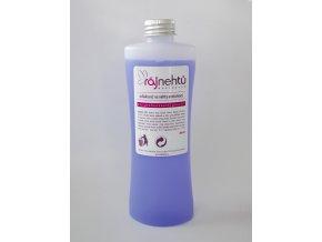 Odlakovač na nechty s acetónom, 200 ml