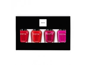 Zoya Polish Quad - SPREADING CHEER