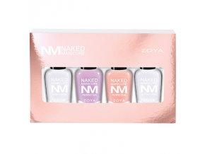 Zoya Naked Manicure - Womens Travel kit
