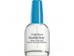 Sally Hansen Double Duty Strengthening Base & Top Coat 13,3 ml