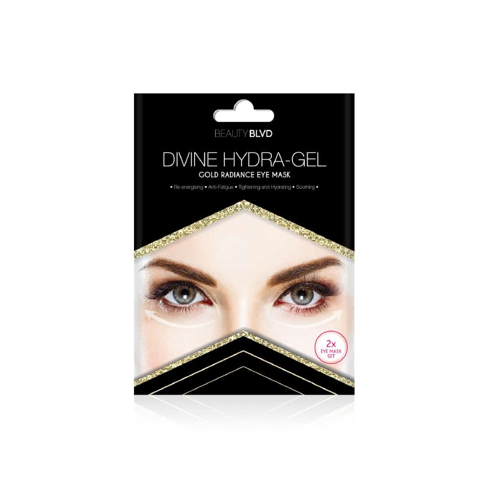Beauty Boulevard Confessions Divine - Gelová maska na oči