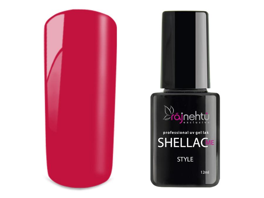Ráj nehtů UV gel lak Shellac Me 12ml - Style