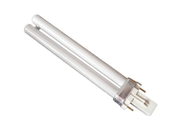 Náhradná žiarivka pre UV lampy - 9W (DC)