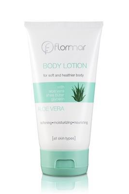 Flormar krém na ruky a telo - Aloe Vera 150ml